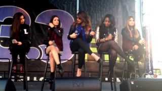 Fifth Harmony Cover Stay Jingle Ball Tampa FL