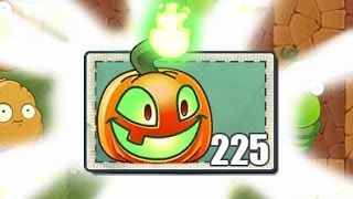 "getlinkyoutube.com-Plants vs Zombies 2 Nueva Planta REVELADO!!! ""JACK O' LANTERN"""