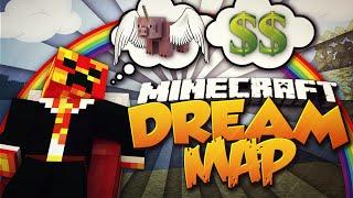 Minecraft DREAM WORLD! (WHAT HAPPENS WHEN YOU'RE ASLEEP?!) with PrestonPlayz