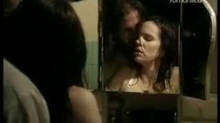 getlinkyoutube.com-Padre Coraje - escenas de amor entre Coraje y Clara