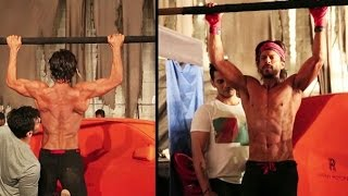getlinkyoutube.com-Shah Rukh Khan: 'Made my eight-pack abs in 40 days, I'm naturally beautiful'