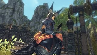 getlinkyoutube.com-[Freelance Ara] ~ Blade and Soul CBT NA: Lyn Blade Dancer PvP #2