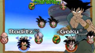 getlinkyoutube.com-Dragonball Z Budokai 2 GC on Dolphin Emulator