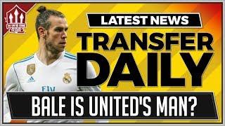 Ronaldo Snubbed For Bale? Man Utd Transfer News