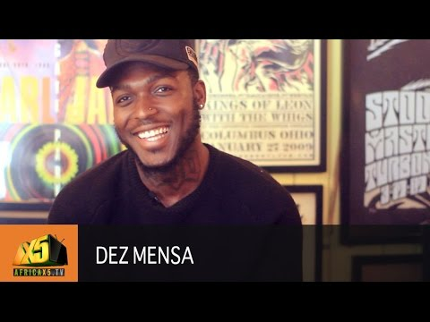Dez Mensa | Talks Musical Influence / Backgrounds