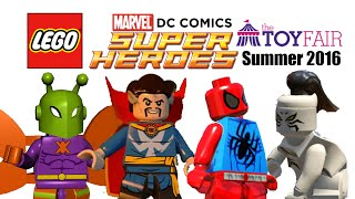 getlinkyoutube.com-LEGO Super Heroes Summer 2016 sets info from the London Toy Fair!
