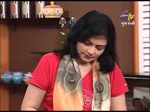 Rasoi Show - રસોઈ શો - વાલેન્તીને સુર્પ્રીસે કાકે & લોવેલ્ય રોસે પ્લાત્તેર