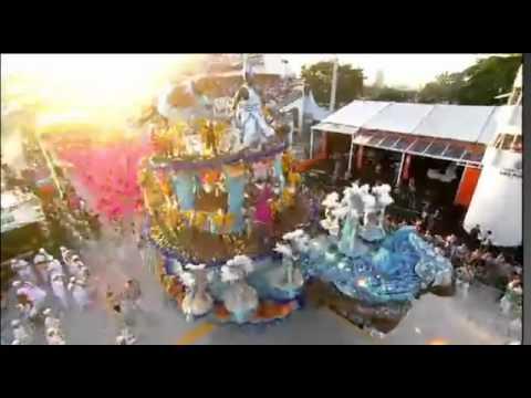 Carnaval 2012 - Desfile Mancha Verde