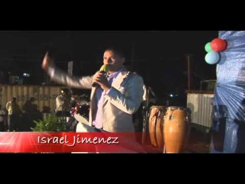 Israel Jimenez, mita fuego y mita resplandor-2. visita: