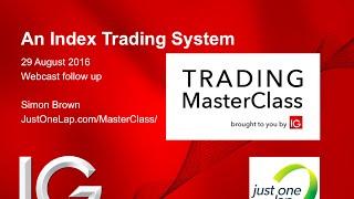 getlinkyoutube.com-A complete index trading system (live session)