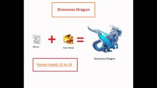 getlinkyoutube.com-How to Breed Legendary Dragons in Dragon City New July 2015 !!!