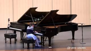 Sasha Zhang - Chopin: Nocturne Op.9 #1 in B Flat Minor
