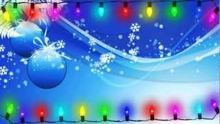 getlinkyoutube.com-✔ 18:00 Awesome Christmas Free Video Motions & Effects + Makes Nice Holiday Background Video