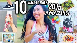 getlinkyoutube.com-10 Ways To Make 2015 Your Year! DIY Room Decor, Healthy School Snacks +Inspiration!