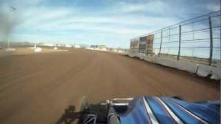 Pappa Wheelie Gasses Up A Sprint Car