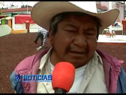 PRESIDENTE MUNICIPAL DE  HUEYAPAN, PUEBLA LES NIEGA APOYOS A LAS DANZAS AUTÓCTONAS.