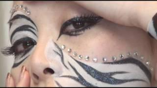 Makeup Zebra / ゼブラメイク