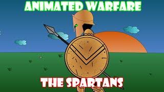 getlinkyoutube.com-Stickfigure Medieval Warfighters - The Spartans