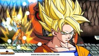getlinkyoutube.com-Goku Ultimate (SSJ1, SSJ2, SSJ3) by Legendtta