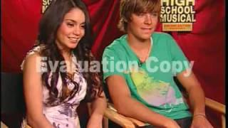Zanessa interview 2006 (sweetest thing ever!)