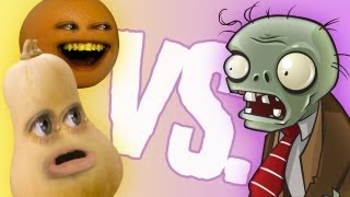 getlinkyoutube.com-Fruits vs Zombies: Squash