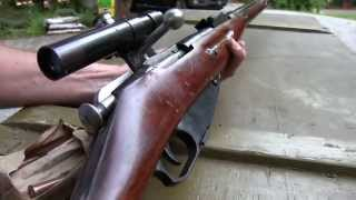 getlinkyoutube.com-Mosin Nagant PU Sniper
