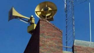 getlinkyoutube.com-Federal Signal 500 Noon Test Reedsburg WI