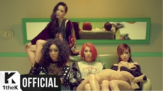 getlinkyoutube.com-[MV] Brown Eyed Girls(브라운아이드걸스) _ Warm Hole(웜홀)