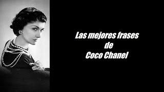 getlinkyoutube.com-Frases célebres de Coco Chanel
