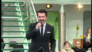 getlinkyoutube.com-Thomas Anders - Stay With Me (ZDF Fernsehgarten 06.05.'12)