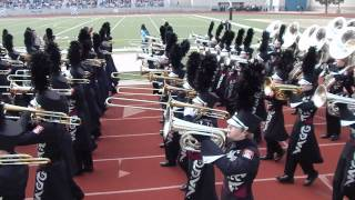getlinkyoutube.com-Round Rock High School Dragon Band Round Rock, Texas, United States of America