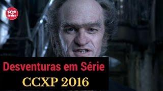 CCXP 2016: Neil Patrick Harris no Brasil
