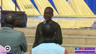 It is Not Over Part 1 - Victory Night Impartation Service, Friday 23rd March 2018