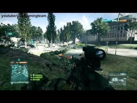 Battlefield 3 Weapon Customization Part 2