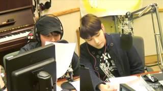 getlinkyoutube.com-130415 Sukira - Just Like Now (지금처럼) live by Ryeowook & Donghae