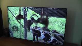 getlinkyoutube.com-samsung UE46F8000 Led tv unboxing