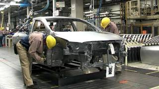 getlinkyoutube.com-Toyota Factory in Mississippi USA | AutoMotoTV