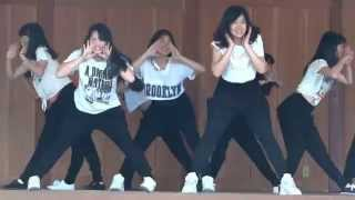 getlinkyoutube.com-足柄高校 ダンス部「Shake It Off」