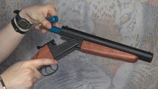 getlinkyoutube.com-(Airsoft) Shotgun double barrel Wa Shan (6mm version) - KhanSeb