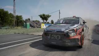 getlinkyoutube.com-WRC 6 gameplay (Sébastien Chardonnet): MÉXICO - Autódromo de León