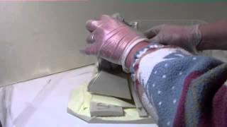 getlinkyoutube.com-Felsen aus Küchenpapier ??? Bauanleitung, Teil 1