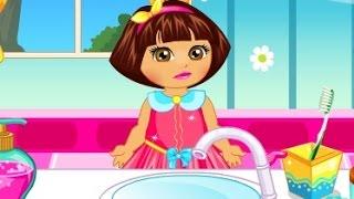 getlinkyoutube.com-مغامرات دورا الصغيرة العاب كرتون دورا للاطفال كاملة 2015