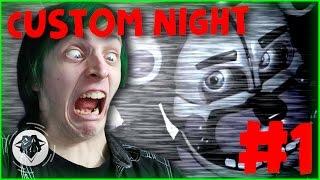 getlinkyoutube.com-FNAF SL CUSTOM NIGHT (VERY HARD) #1| STOP LAUGHING AT ME! | DAGames
