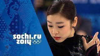 getlinkyoutube.com-Yuna Kim Claims Silver With A Superb Performance | Sochi 2014 Winter Olympics