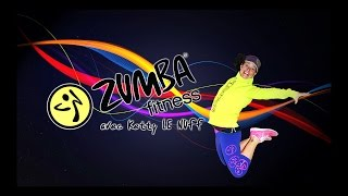 getlinkyoutube.com-Baby K - Roma - Bangkok - Chorégraphie Zumba® par Ketty LE NUFF