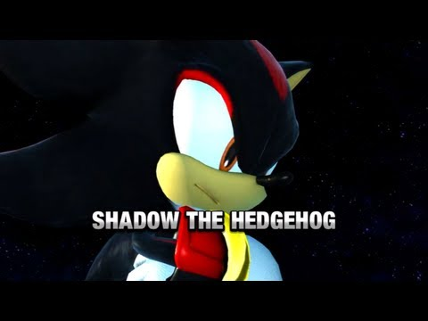 Sonic Generations - Shadow The Hedgehog Rival Battle -hgfgXq17NDI