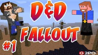 getlinkyoutube.com-Minecraft Fallout: Part 1 | Dumb and Dumber
