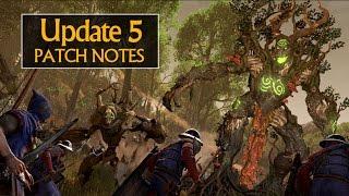 getlinkyoutube.com-UPDATE 5 OVERVIEW! (Patch Notes) - Total War: Warhammer