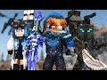Cold as Ice - A Minecraft Original Music Video ♫