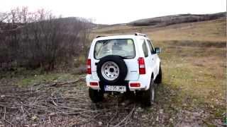 getlinkyoutube.com-Suzuki Jimny 2013